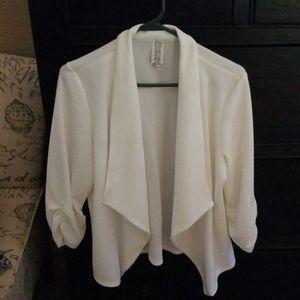 Beautiful off white light weight blazer